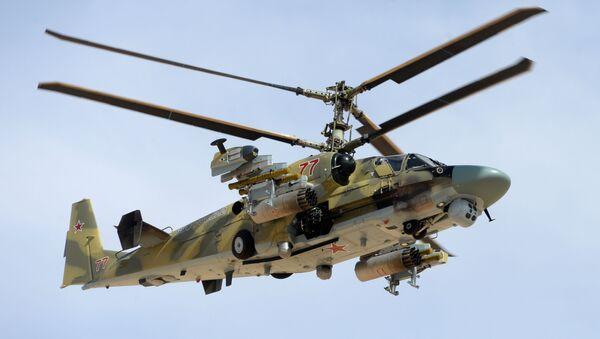 Ka-52 - Sputnik International
