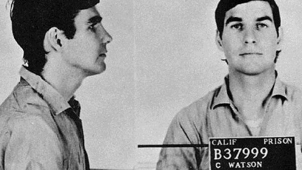 Manson Family Murderer Serving Life Sentence Doesn't Like His Wikipedia Entry - Sputnik International