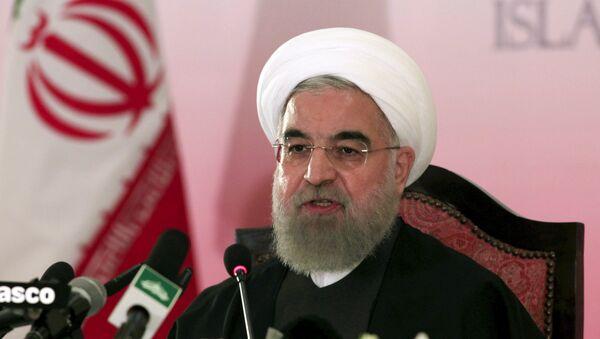 Iran's President Hassan Rouhani (File) - Sputnik International