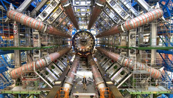Large Hadron Collider - Sputnik International