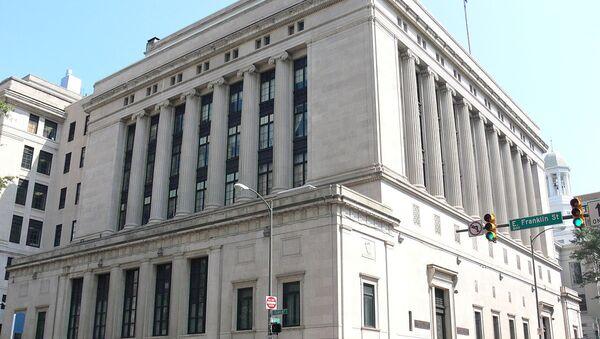 Supreme Court of Virginia Building, adjacent to Capitol Square in Richmond, Virginia - Sputnik International