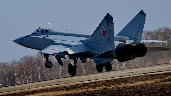 MiG-31 - Sputnik International