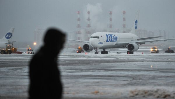 Vnukovo airport - Sputnik International