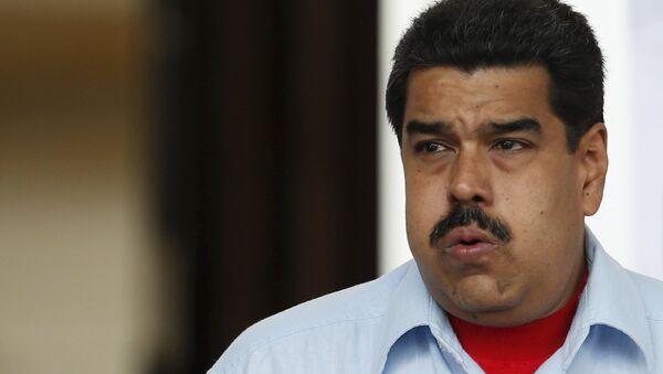 Venezuela's President Nicolas Maduro (File) - Sputnik International