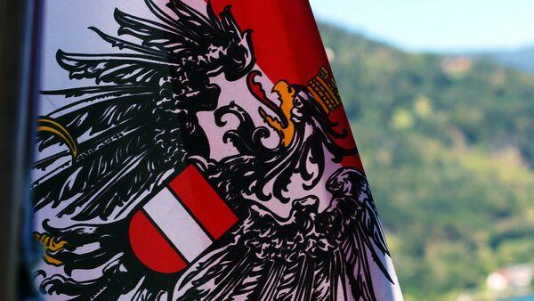 Austrian flag - Sputnik International