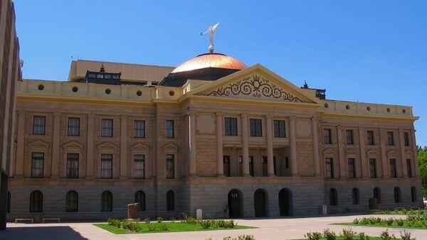 The Arizona State House, in Phoenix - Sputnik International