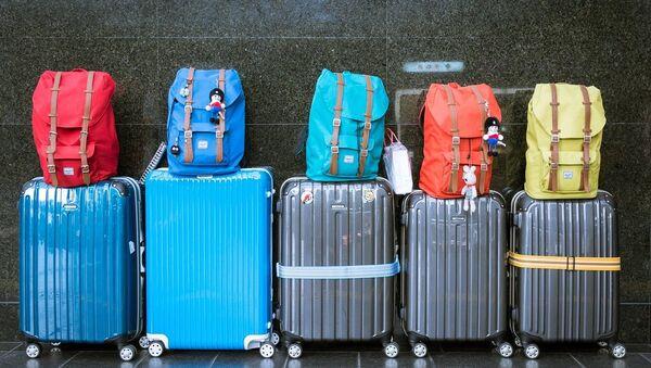 Luggage - Sputnik International