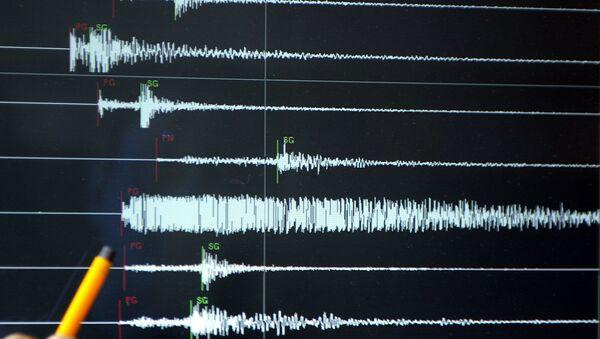 Earthquake - Sputnik International