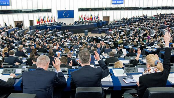 European Parliament - Sputnik International