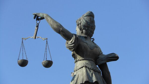 Scales of Justice - Sputnik International