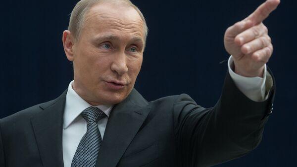 Direct Line with Vladimir Putin - Sputnik International