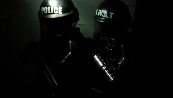 Man Designated an Extremist by Major Rights Group Chosen to Train US Police - Sputnik International