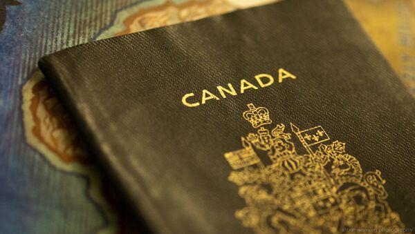 Canadian visa - Sputnik International