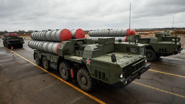 S-300 anti-aircraft missile systems - Sputnik International