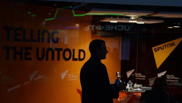 Sputnik news agency - Sputnik International