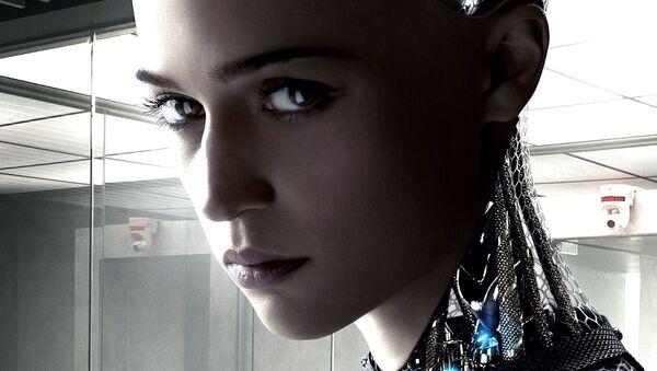 Promotional image of Alicia Vikander as Ava from the the movie Ex Machina - Sputnik International