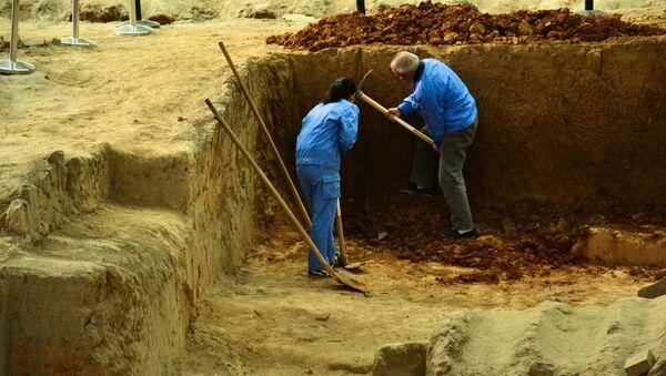 Archaeologists - Sputnik International