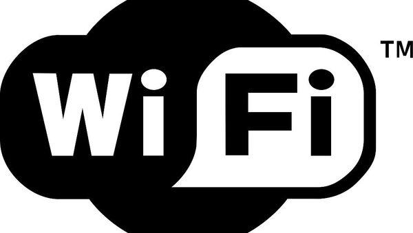 Wi-Fi Logo - Sputnik International