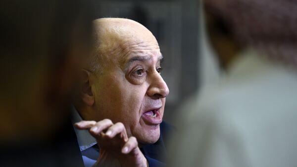 HNC spokesman Monzer Makhous - Sputnik International