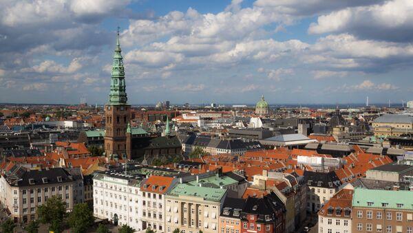 Copenhagen Skyline - Sputnik International