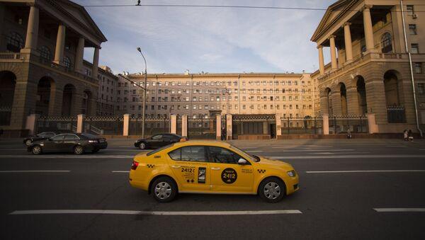 Moscow Taxi - Sputnik International