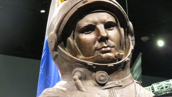 Yuri Gagarin - Sputnik International