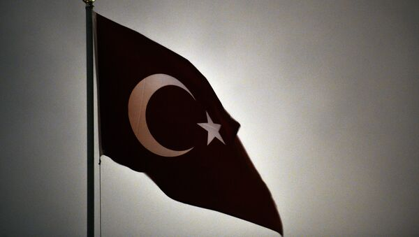 Turkish Embassy in Moscow - Sputnik International