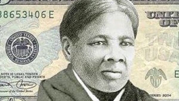Former Slave Harriet Tubman to Replace President Jackson on US $20 Bill - Sputnik International