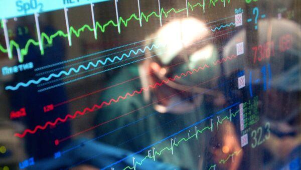 Heart surgery. File photo - Sputnik International
