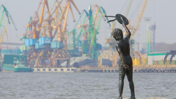 Klaipeda Seaport - Sputnik International