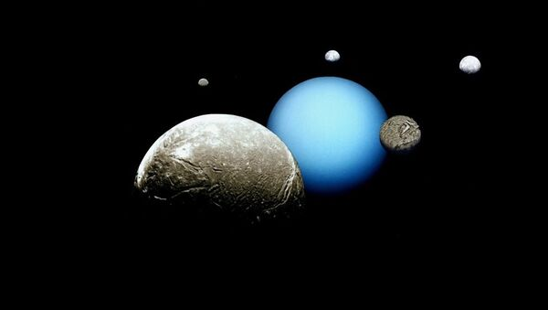 Using the Hubble Space Telescope and improved ground-based telescopes, astronomers have discovered a total of 27 known moons around Uranus. - Sputnik International