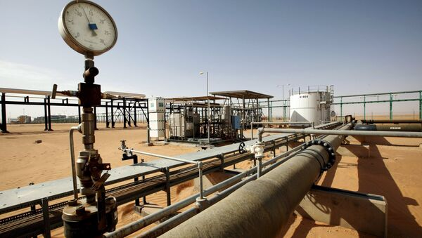 A general view of the El Sharara oilfield, Libya. (File) - Sputnik International