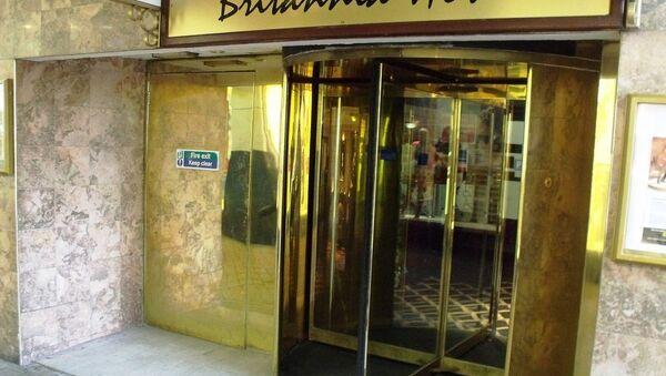 Britannia Hotel - Sputnik International