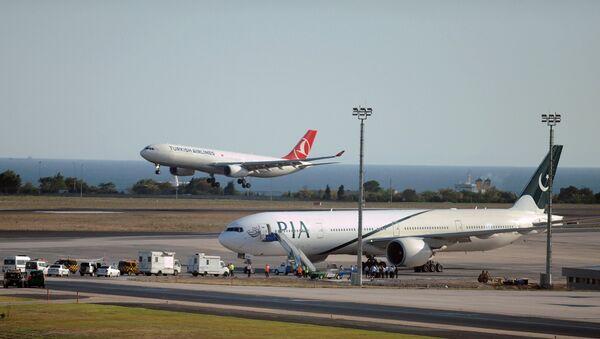 Ataturk Airport, Istanbul - Sputnik International