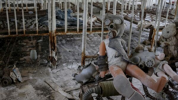 Grim Lesson for Humanity: 30th Anniversary of Chernobyl Nuclear Disaster - Sputnik International