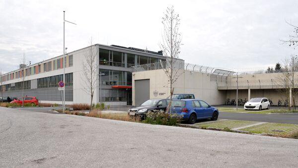 The prison of the Salzburg province is pictured in Puch near Hallein, south of Salzburg city, Austria, Wednesday, Dec. 16, 2015. - Sputnik International