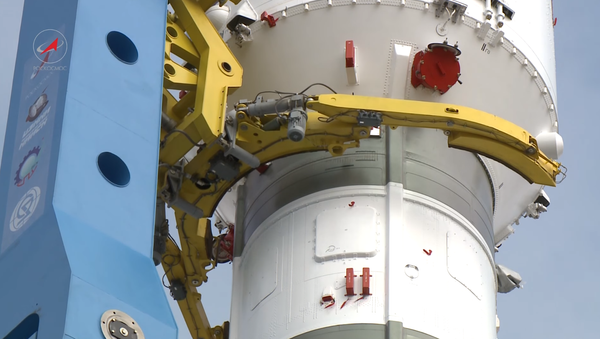 Vostochny Cosmodrone in Amur Region - Sputnik International