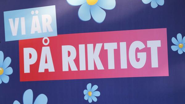 Swedish Democrats (Sverigedemokraterna) - Sputnik International