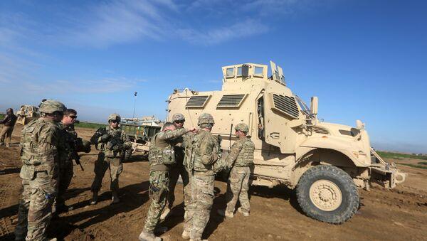 Some 150 US Troops Arrive in Northeastern Syria - Kurdish Security Source - Sputnik International