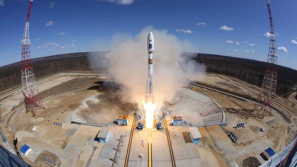 First Launch From Vostochny Cosmodrome - Sputnik International