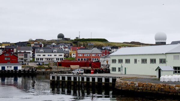 Globus II Radar stations are seen in Vardoe, northern Norway - Sputnik International