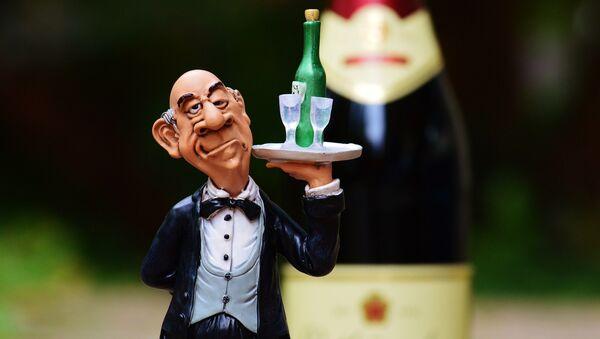 Sparkling wine - Sputnik International