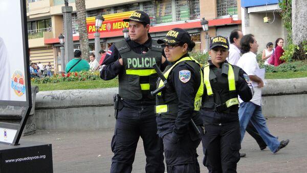 Police in Honduras - Sputnik International