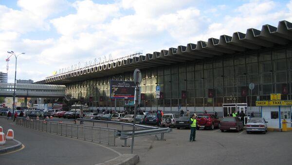 Kursky Terminal / Kurskaya Railway Station - Sputnik International