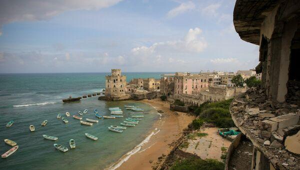 Mogadishu - Sputnik International