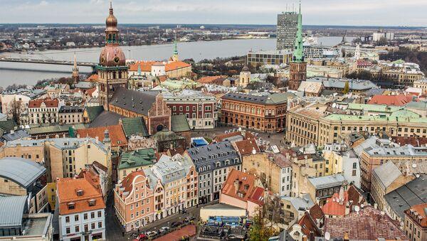 Vecriga (Old Town), Riga - Sputnik International