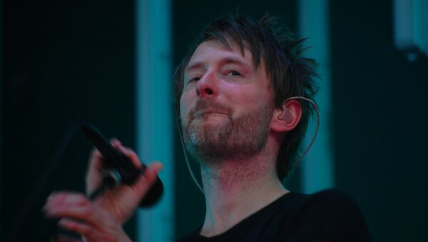 Radiohead Wiped Out From the Internet Sending Fans into Frenzy - Sputnik International