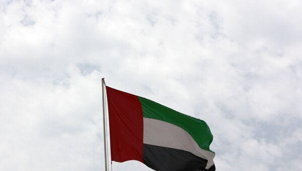 UAE Flag - Sputnik International