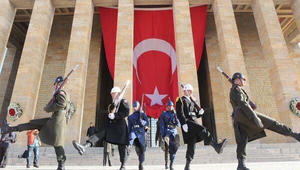 Turkey visa-free EU travel - Sputnik International