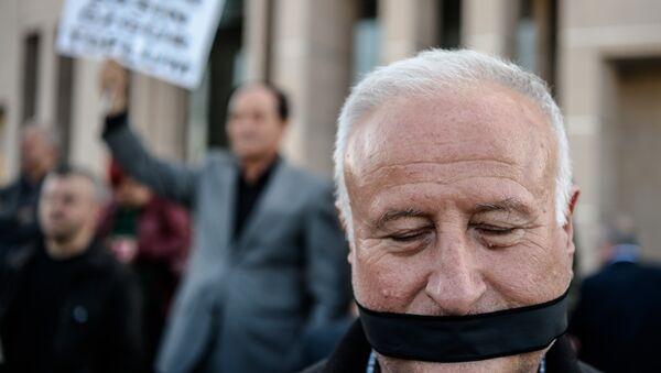 Turkey press freedom - Sputnik International